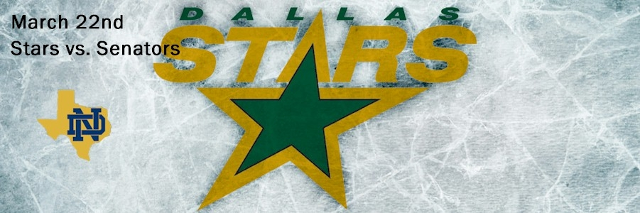 Mar. 22nd - Dallas Stars Outing Sponsored by the Young Alumni